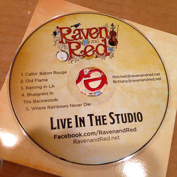 Raven and Red Store Product
